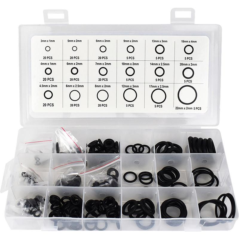 Arctic Hayes Nitrile O-Ring Assortment box