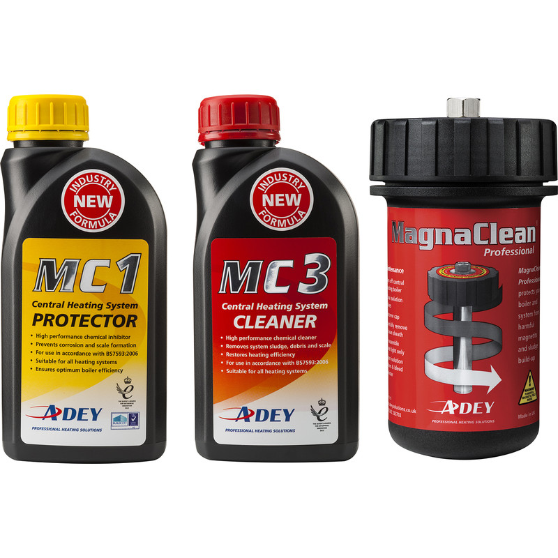 MagnaClean Professional 1 Chemical Pack 22mm