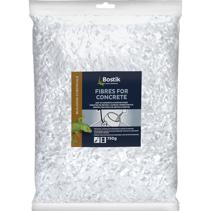 Bostik Fibres for Concrete