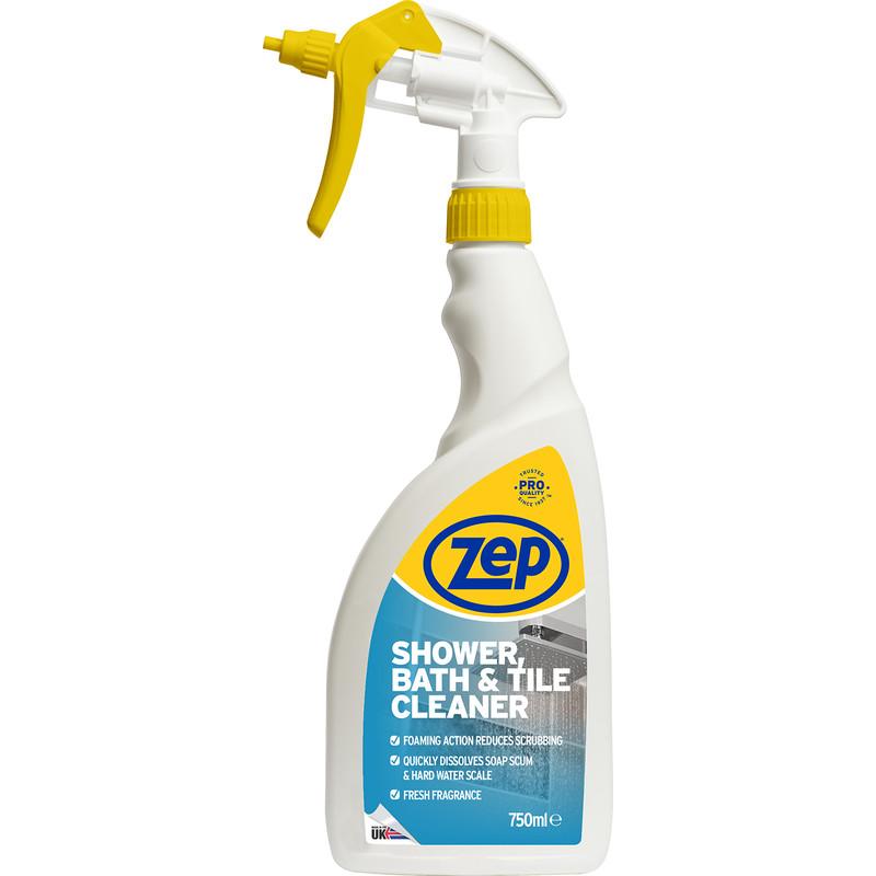 Zep Commercial Shower Bath & Tile Cleaner