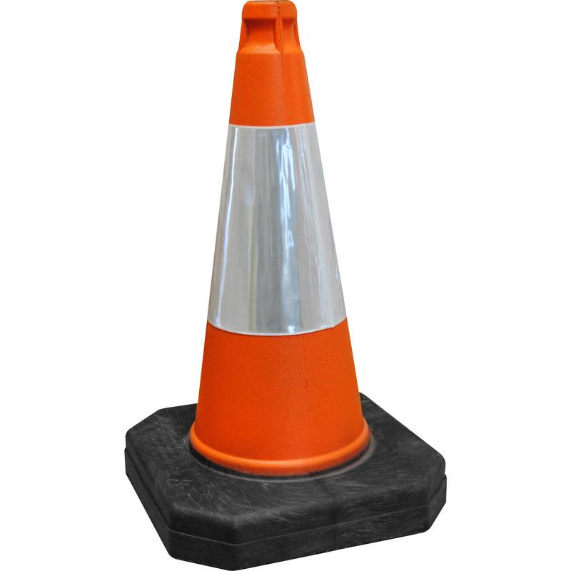 Melba Swintex Thermoplastic Traffic Cone