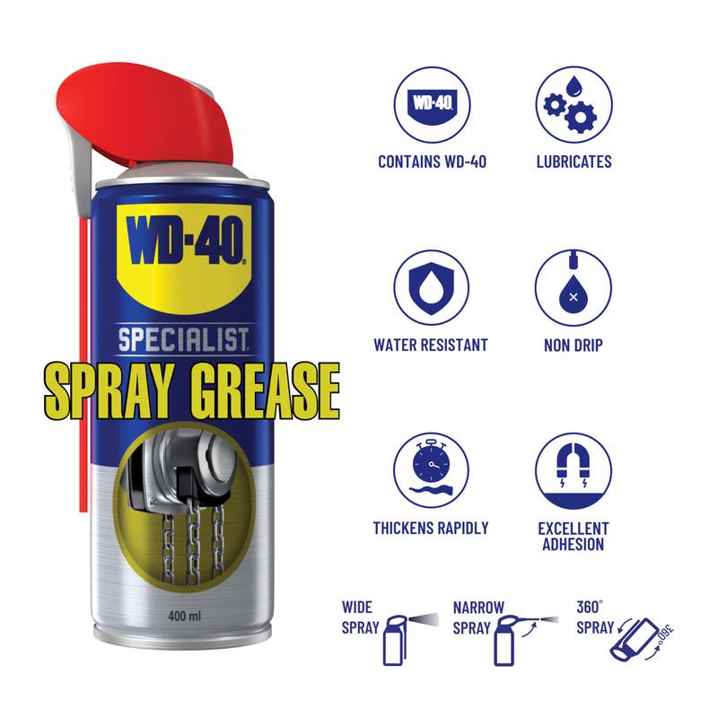 WD-40 Specialist Spray Grease