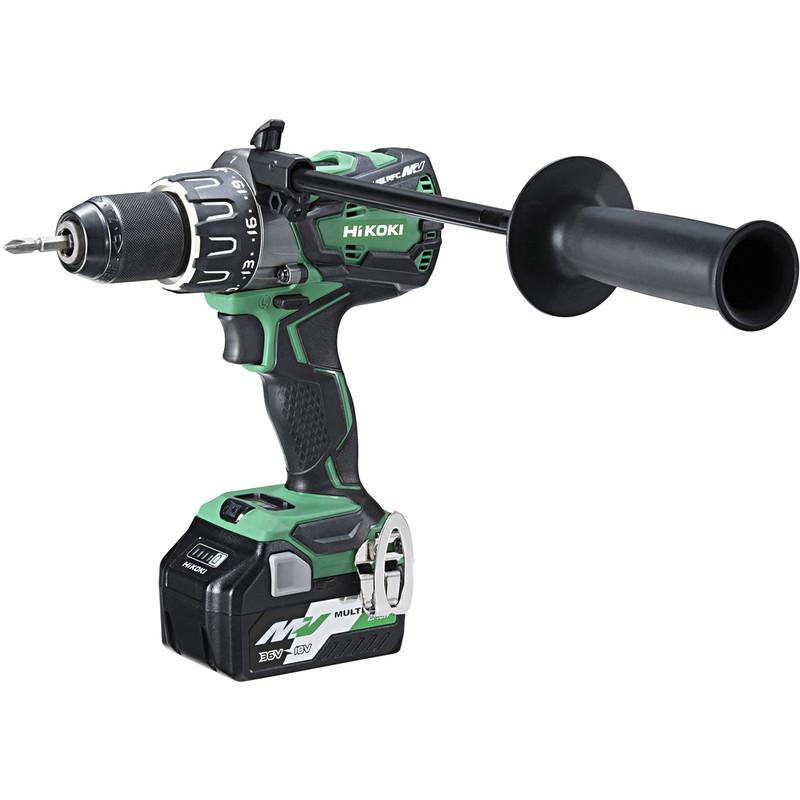 Hikoki DS36DAX 36V MultiVolt Brushless Drill Driver