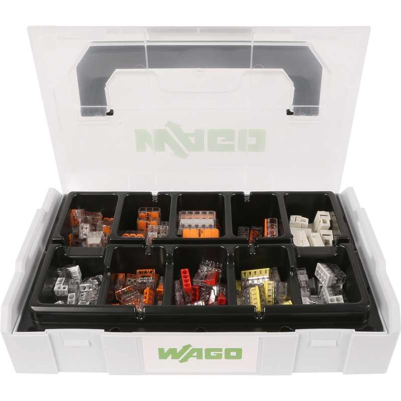 Wago L-BOXX Mixed Connector Installer Kit