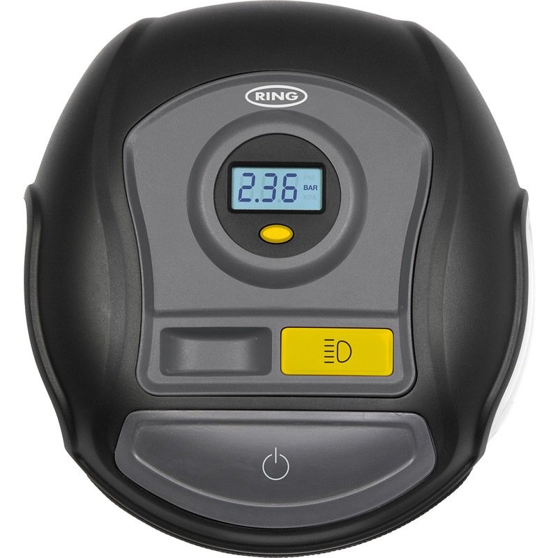 Ring 12V Digital Tyre Inflator