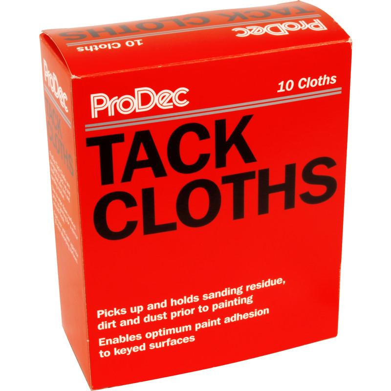 Prodec Tack Cloths