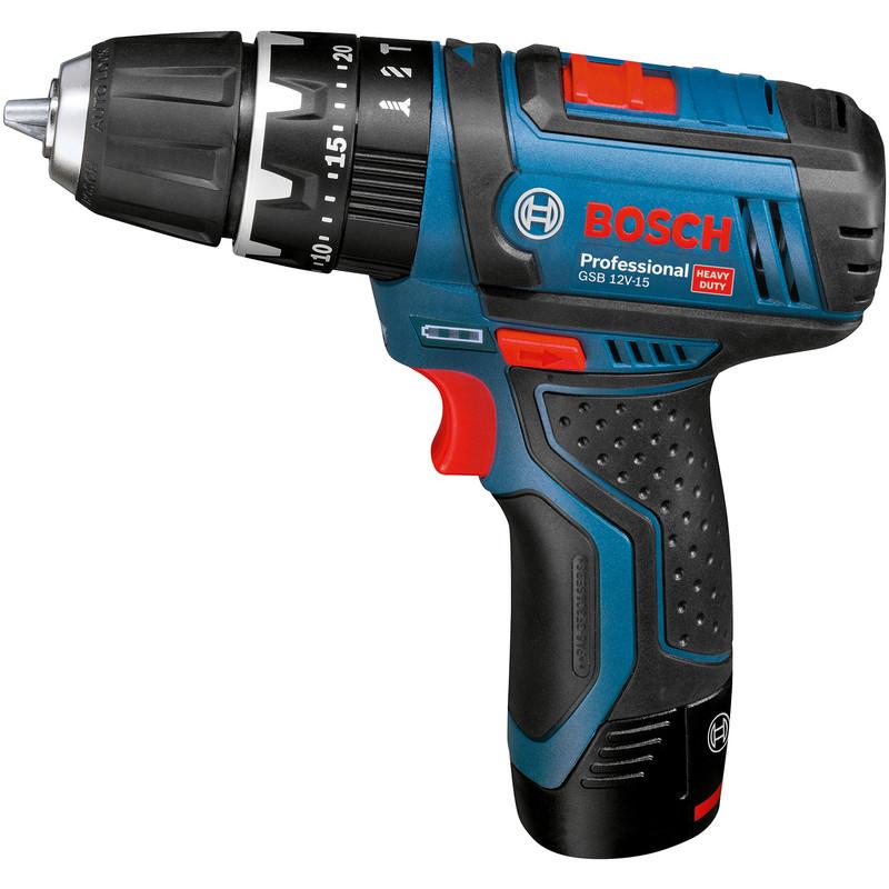 Bosch GSB 12V-15 12V Combi Drill