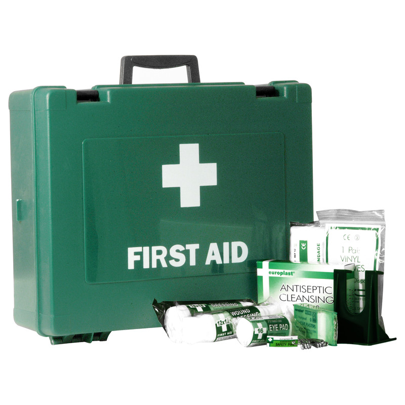 c3444c2254c HSE Compliant First Aid Kit Large 1 - 50 People