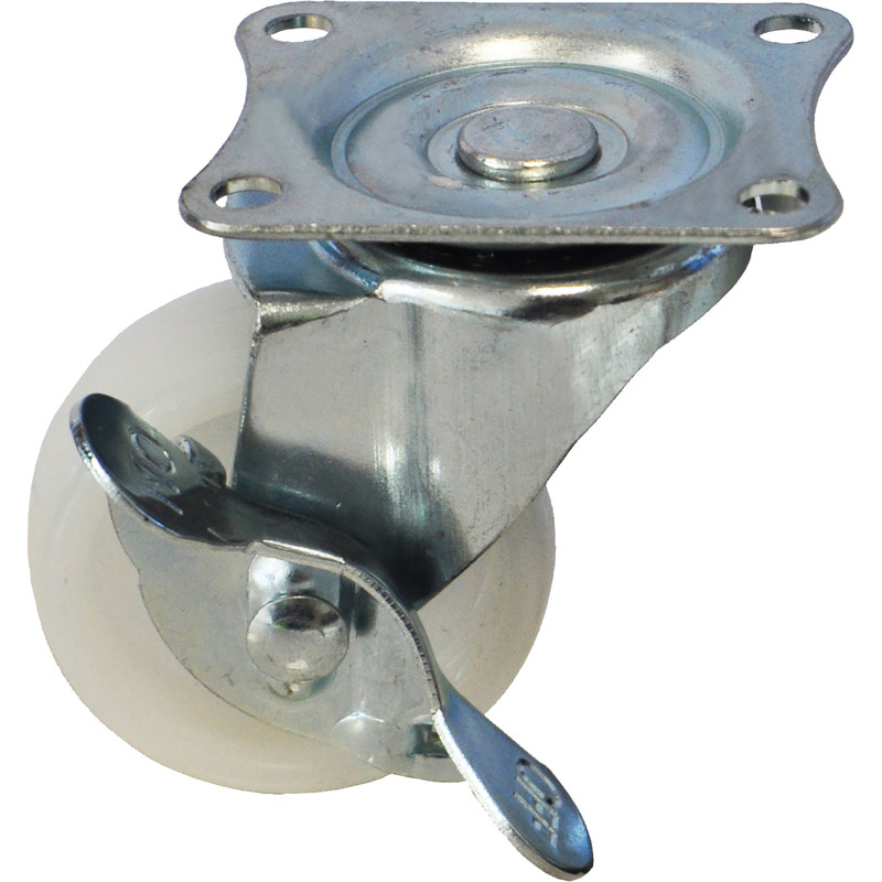 Swivel Wheel with Brake Castor