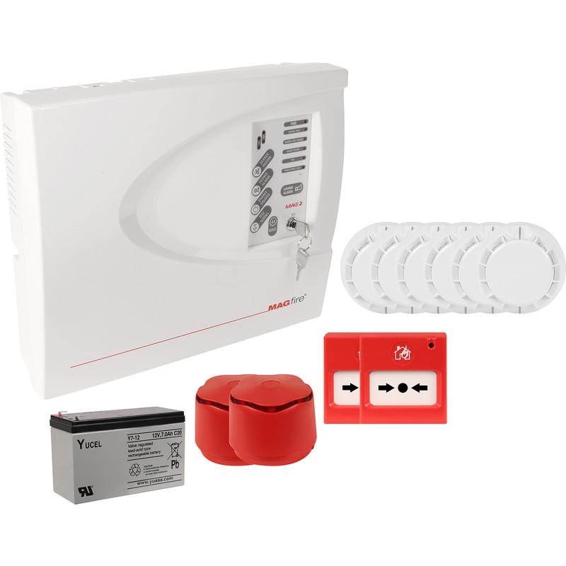 ESP MAG2P Fire Alarm Kit