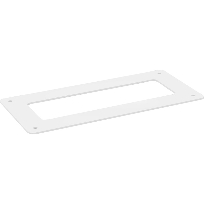 204mm Wall Plate