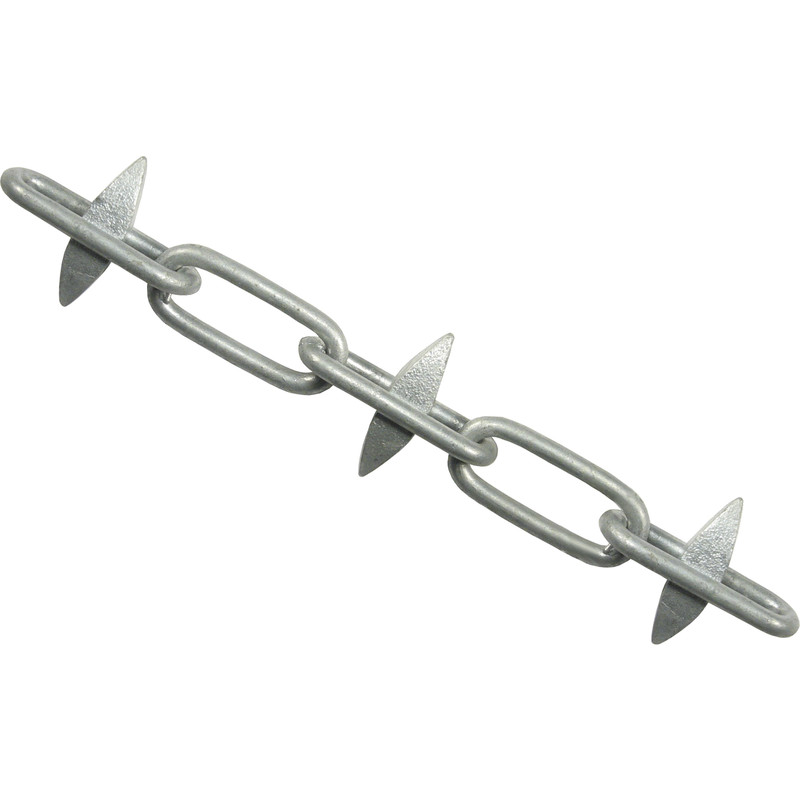 Steel Spike Chain