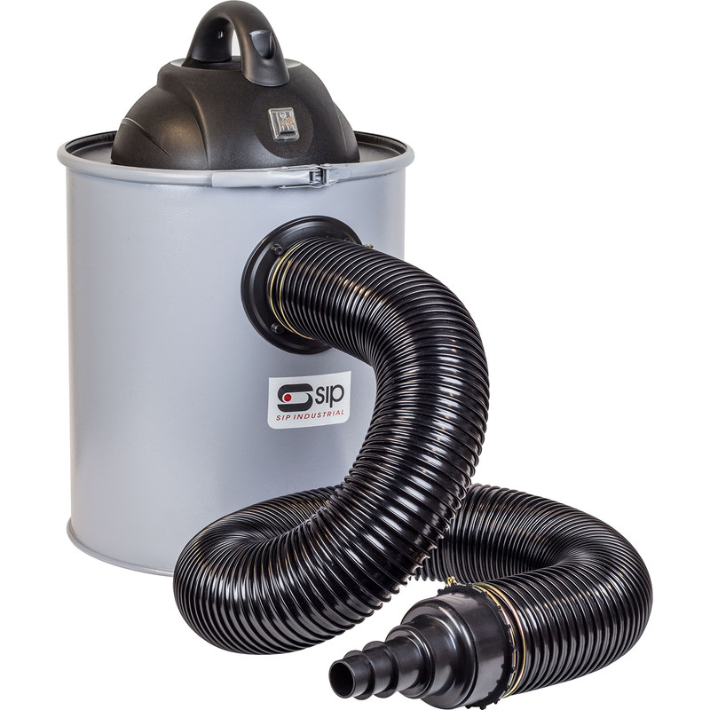 SIP 01929 1100W Saw Dust Collector