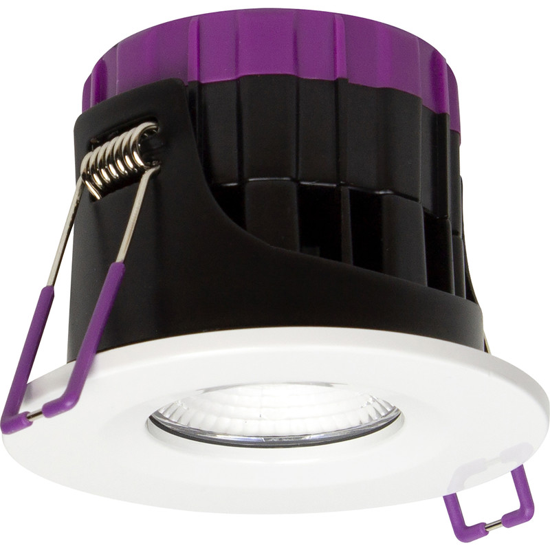 Robus Ultimum 5W IP65 Fire Rated CCT3 Downlight