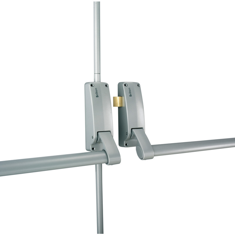 Briton 377 E Double Door Panic Bolt And Latch