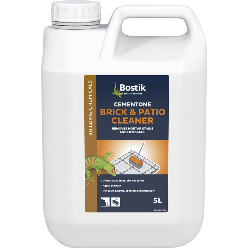 Bostik Cementone Brick & Patio Cleaner