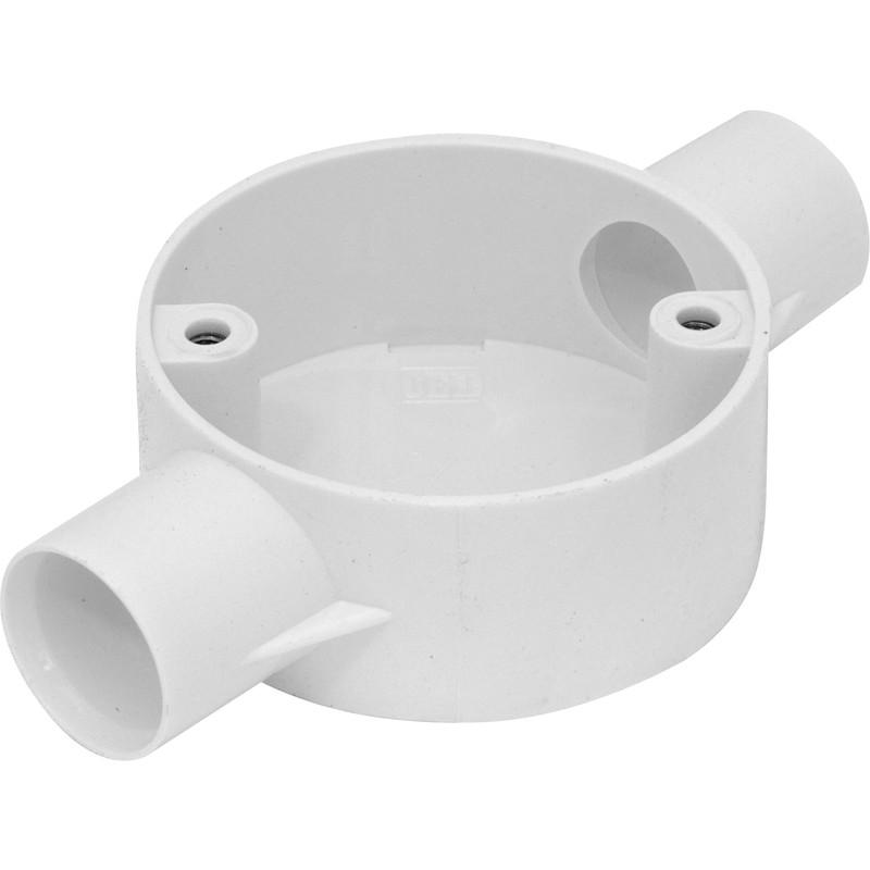 20mm PVC Conduit Box