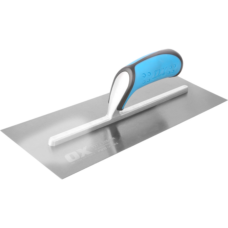 OX Pro Stainless Steel Plasterers Trowel