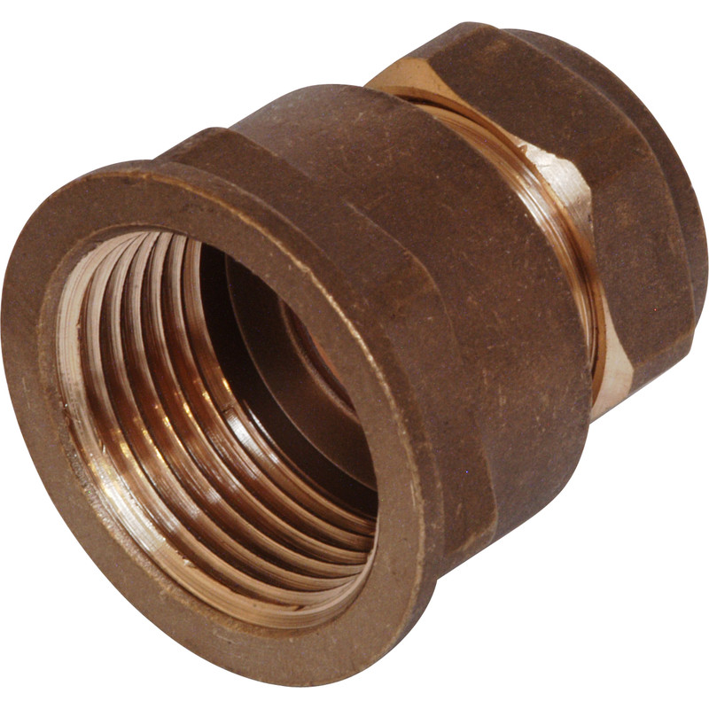 Compression Coupler Female