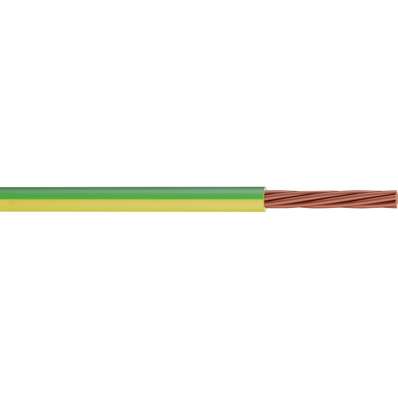 Doncaster Cables Earthing Cable (6491X) 16mm2 x 25m G/Y Drum on