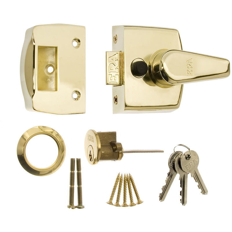 ERA Replacement Nightlatch Door Lock