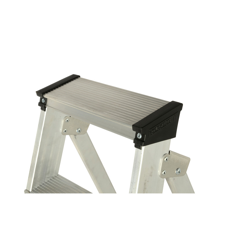 Youngman Industrial Builders Step Ladder