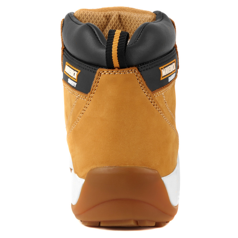 Maverick Nevada Nubuck Safety Boots