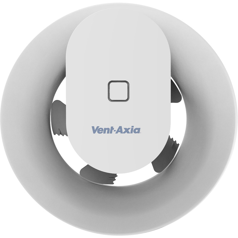 Vent-Axia 100mm Svara Lo-Carbon App Controllable Extractor Fan