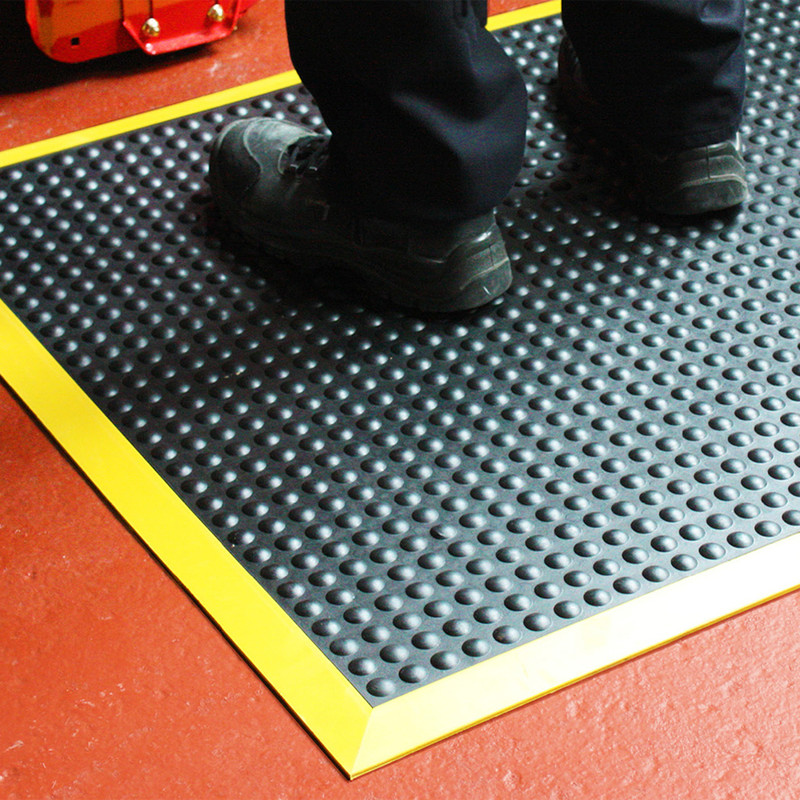 Ergotred Rubber Anti-Fatigue Mat
