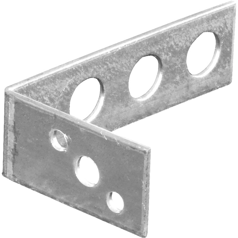 Galvanised Safety End Frame Cramp