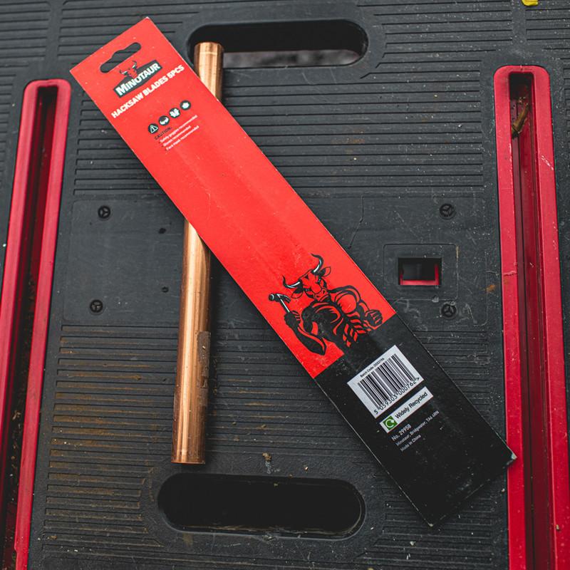 Minotaur Hacksaw Blades 18 TPI