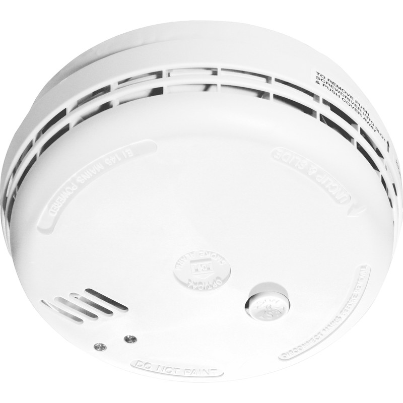 Aico Ionisation Smoke Alarm with 9V