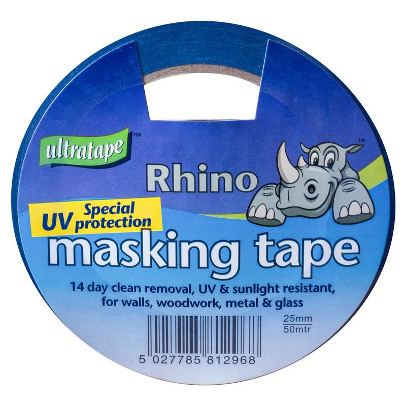 Professional UV Resistant 14 Day Masking Tape