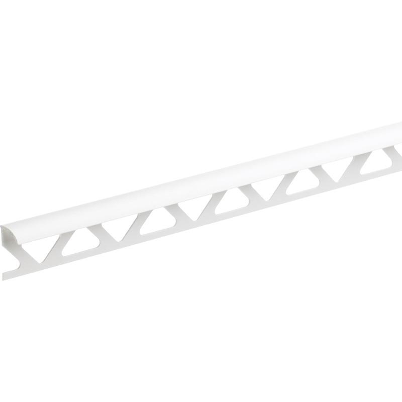 Homelux White PVC Trade Tile Trim