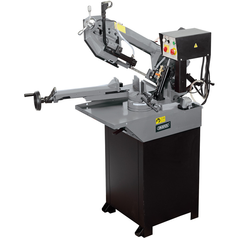 Draper 210mm 900W Metal Cutting Horizontal Bandsaw