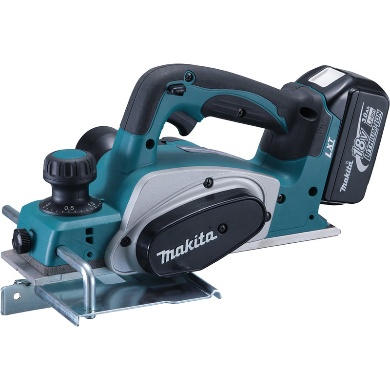 Makita 18V LXT 82mm Planer