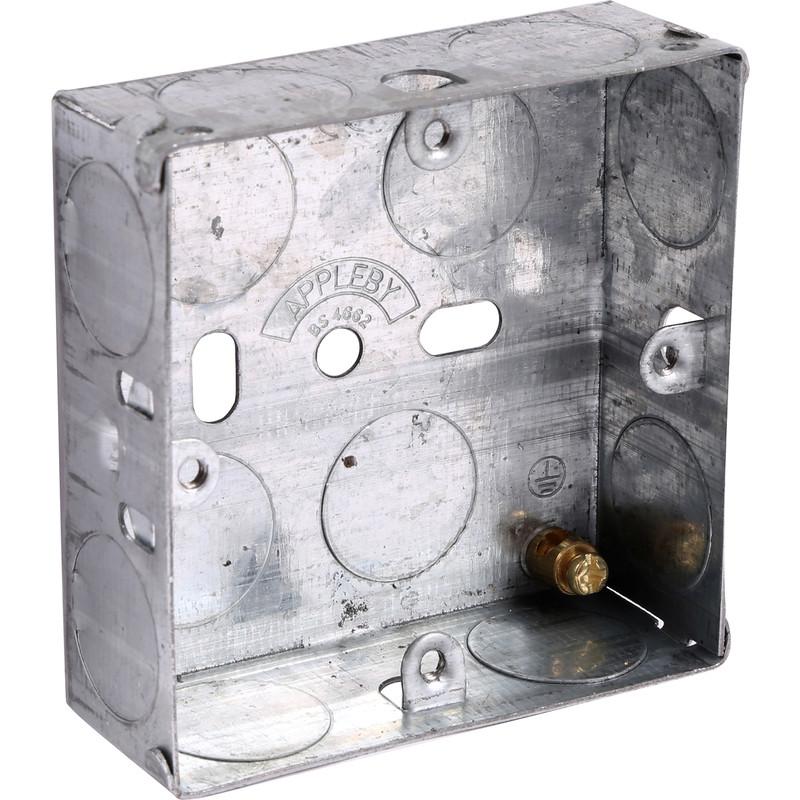 Appleby Metal Box