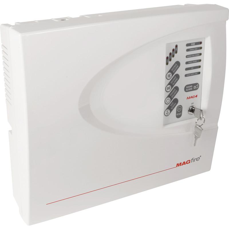 ESP MAG4P Fire Alarm Panel