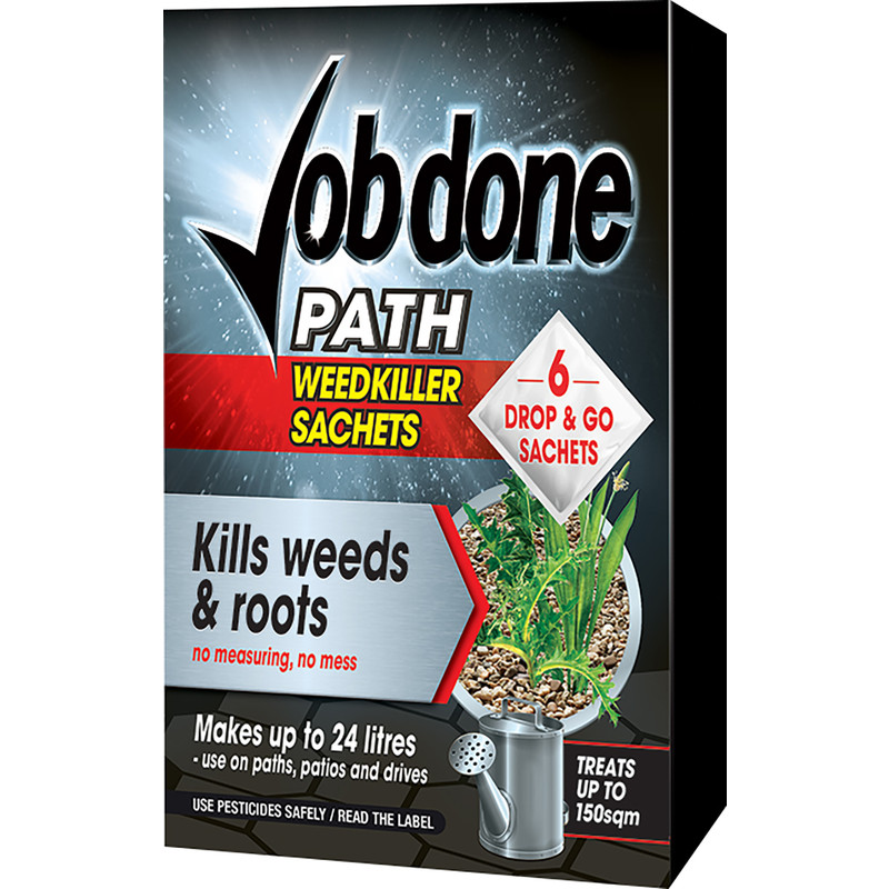 Job Done Path & Drive Weedkiller