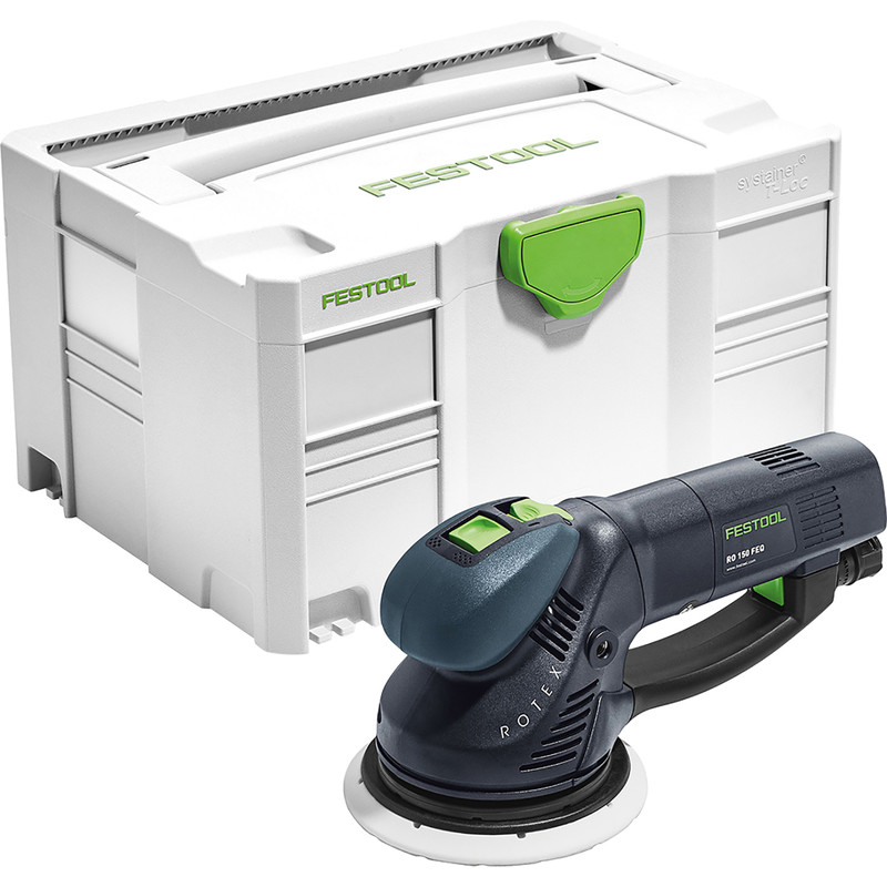 Festool RO 150 FEQ-Plus Rotex 150mm Sander
