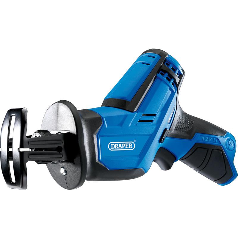 Draper 12V Cordless Reciprocating Saw