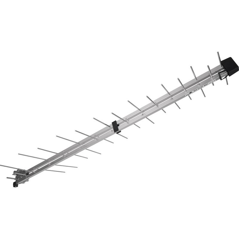 Compact Log Periodic TV Aerial