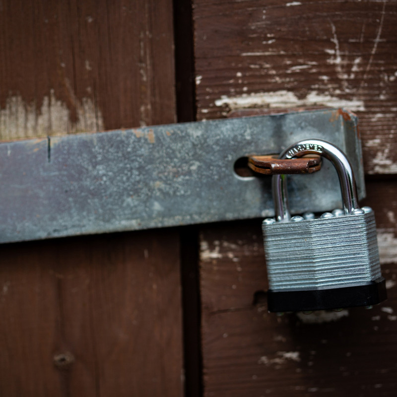 Security Laminated Padlock