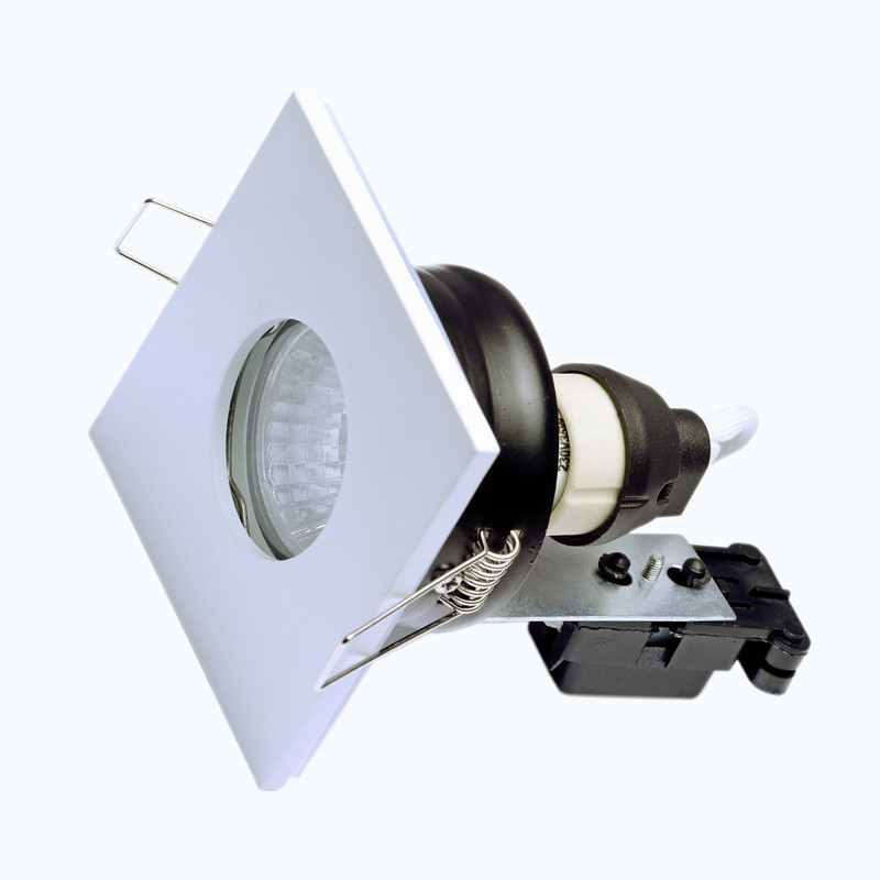 SPA Square Shower Light GU10 35W IP65