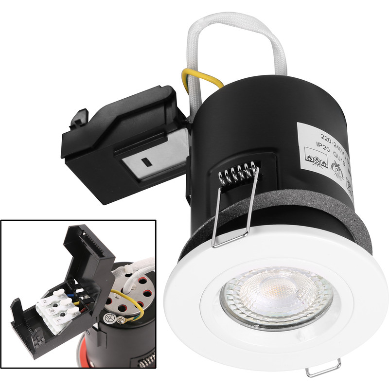Wessex Fire Rated Cast GU10 Downlight