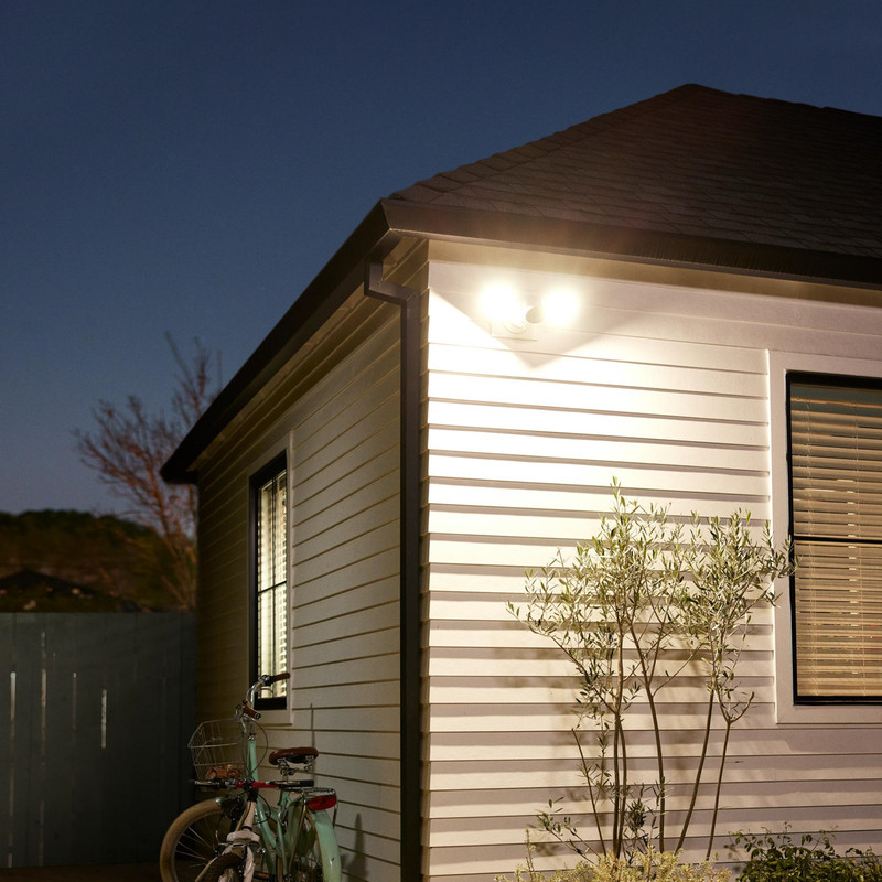 Google Nest Outdoor Camera + Floodlight