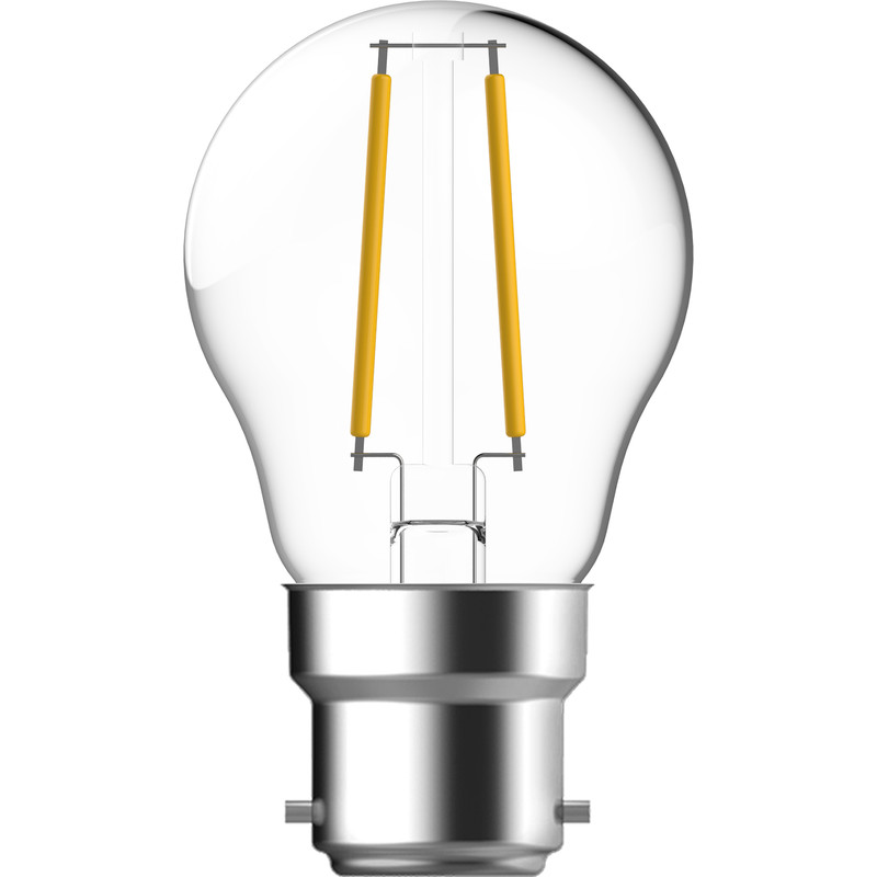 Energetic LED Filament Clear Ball Lamp