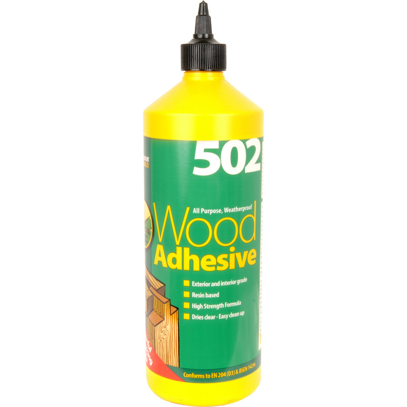 Interior & Exterior PVA Wood Glue