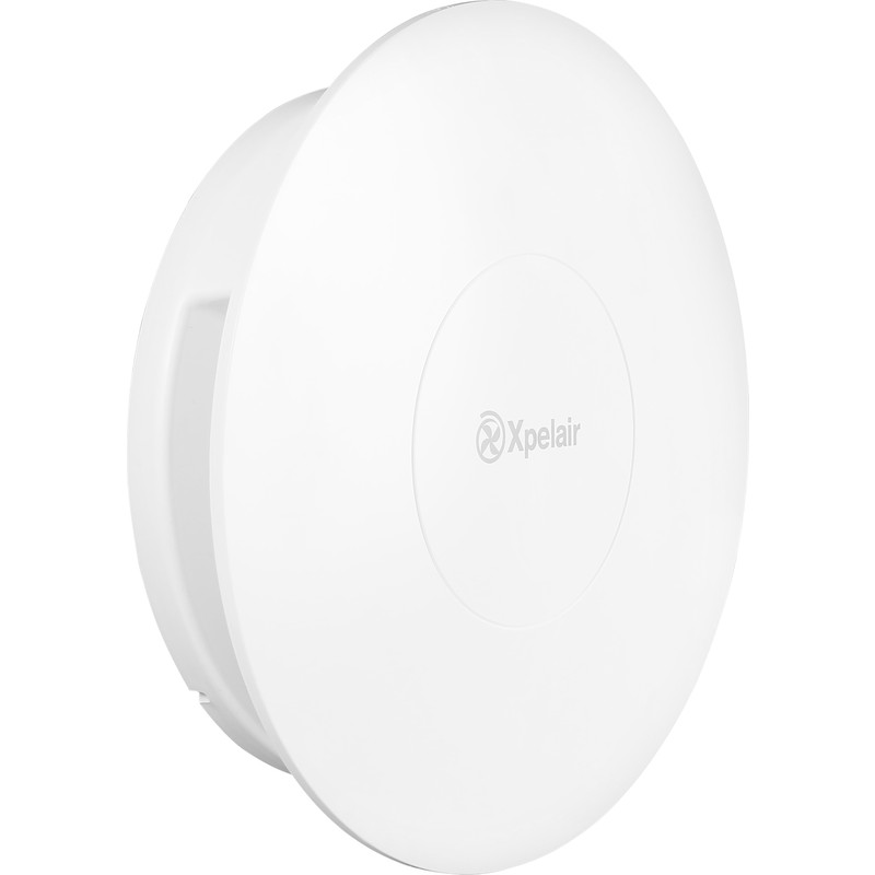 Xpelair C4R 100mm Simply Silent Contour Round Extractor Fan