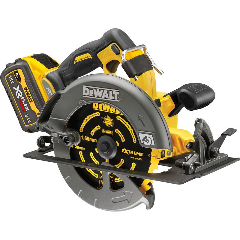 DeWalt DCS578 54V XR FlexVolt High Power 190mm Circular Saw